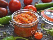 Самый вкусный салат Анкл бенс с помидорами на зиму