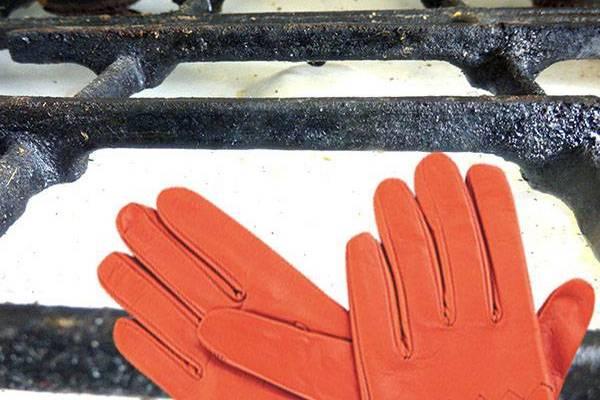 Как отмыть решетку на газовой плите – эффективные способы