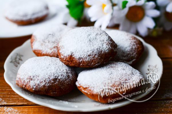 пончики готовы