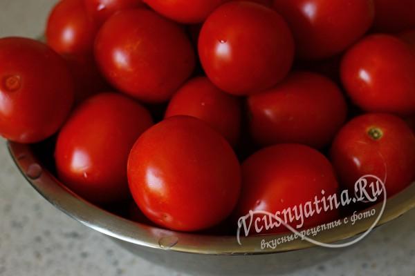 помидоры для соуса