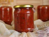 Соус из томатов и сливы