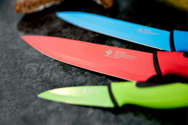 Как правильно точить керамический нож в домашних условиях