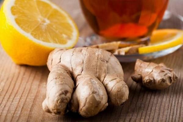 Напиток из имбиря и лимона для похудения - действенный рецепт