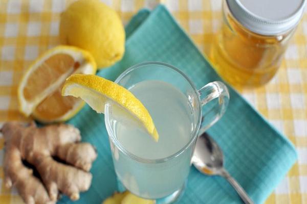 Как сделать имбирный напиток