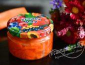 морковное варенье
