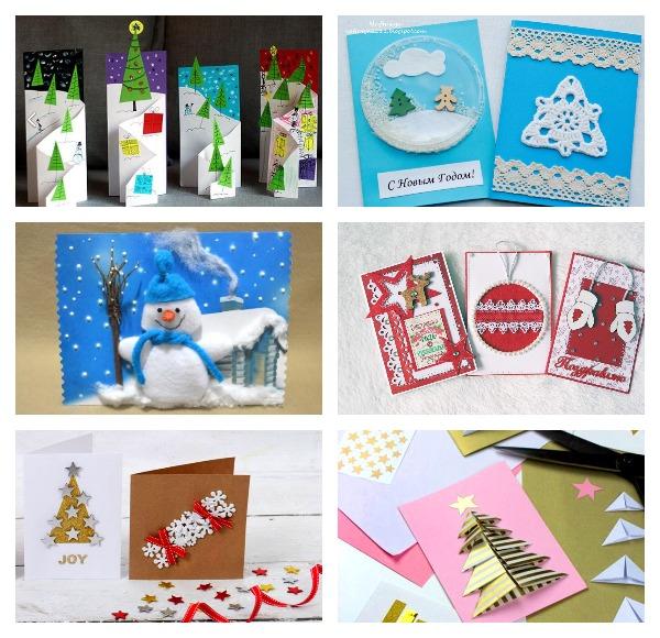 Интересные идеи подарков для мамы на Новый год 2021 - открытки, поделки, много фото
