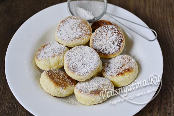 Вкусное и быстрое печенье на сковороде