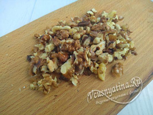 Раздробить орехи