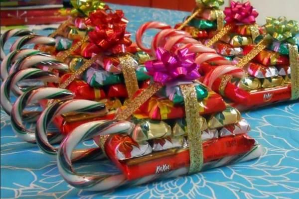 Идеи замечательных съедобных подарков на Новый год 2021 своими руками
