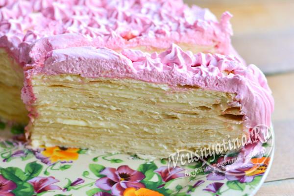 """торт """"Розовая свинка"""""""