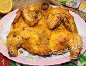 как приготовить цыпленка табака с хрустящей корочкой