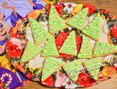 печенье «Елочки»