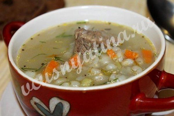 Похмельный суп - 5 лучших рецептов поправить здоровье
