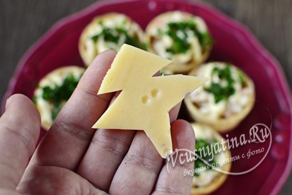 Закуски в тарталетках на Новый год 2021 - 9 простых и вкусных рецептов