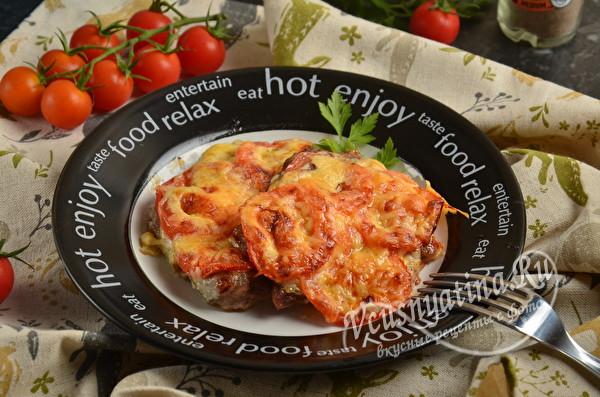 Вкусные горячие блюда на Новый год 2021 - лучшие рецепты с фото