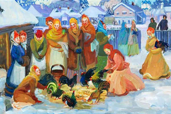 Какого числа и как отмечают Старый Новый год в 2021 году в России
