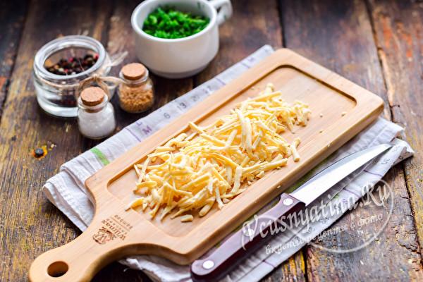 измельчить сыр