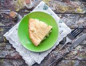 ленивый пирог