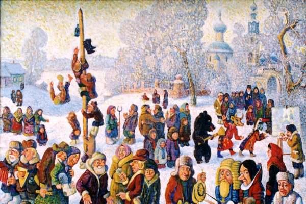 Какого числа начинается Масленица в России и когда заканчивается