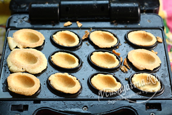 готовые половинки орешков