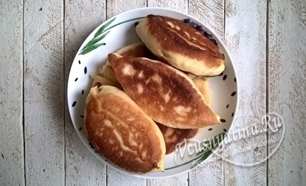 простые пирожки