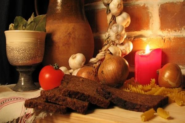 Великий пост 2021 - большая подборка рецептов блюд и календарь питания