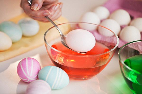 Когда и в какой день недели печь куличи и красить яйца на Пасху
