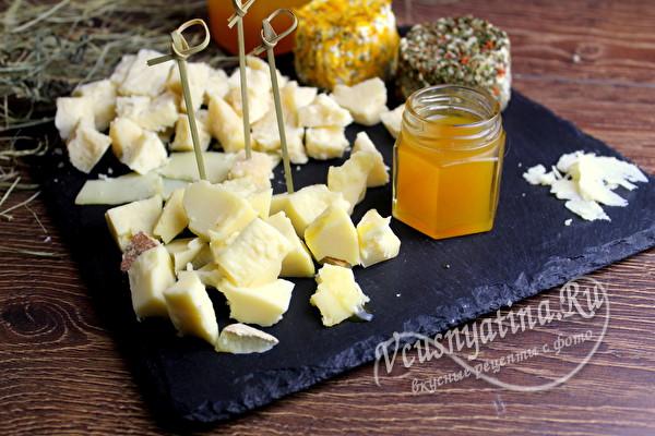 конфитюр из апельсина