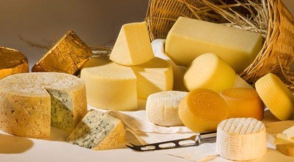 сыр свежий