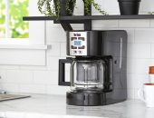 Кофеварка на кухне