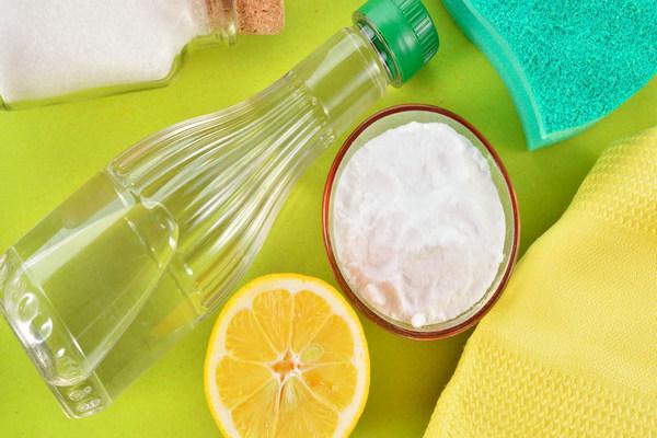 лимон и уксус для очитски