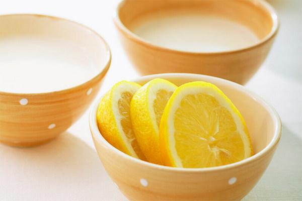 лимон для чистки