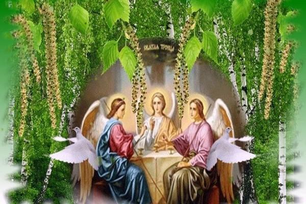 Троица, праздник в 2019 году