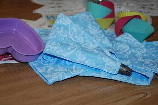 мешочек из ткани