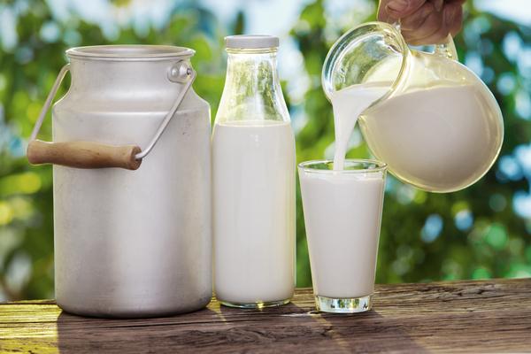 Домашнее молоко
