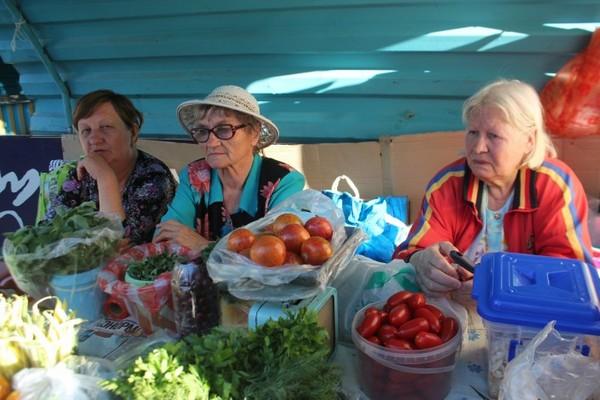 продажа домашних овощей