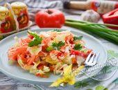 """Овощной салат """"Витаминный"""""""