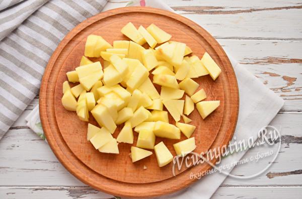 яблоки для выпечки