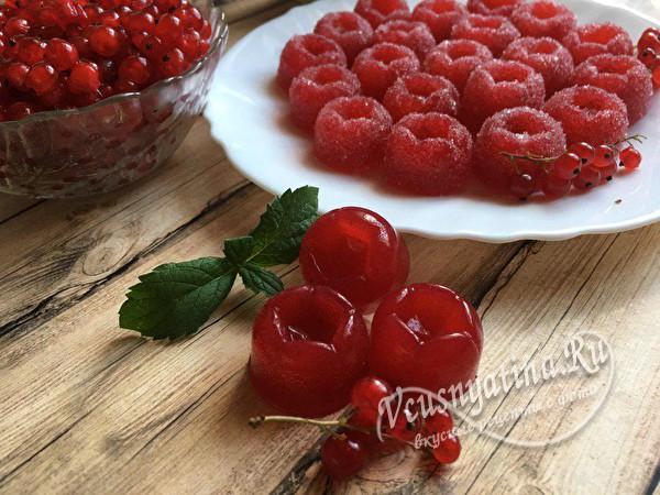 мармелад из ягоды