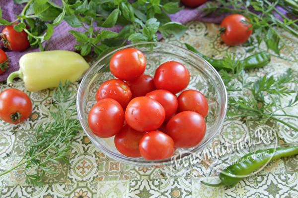 помидоры для заготовки