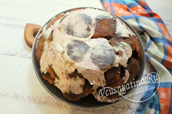 готовый тортик