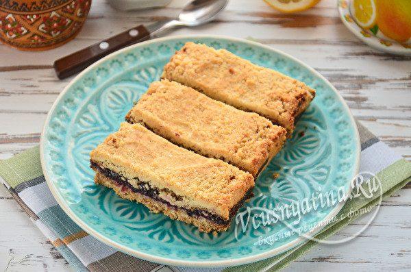 ленивый сладкий пирог