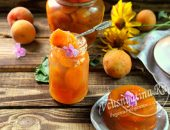 варенье из абрикосов в желе