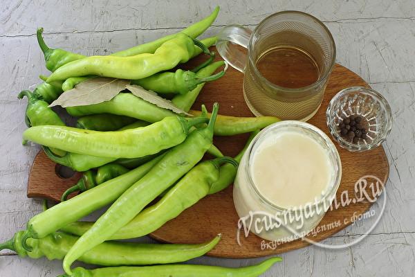Топ-8 лучших рецептов острого маринованного перца на зиму
