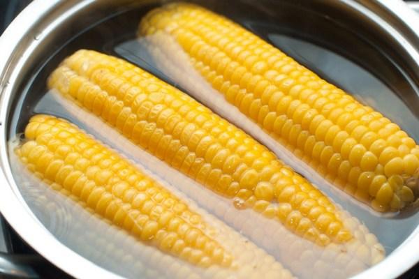 кукуруза по рецепту Бондюэль