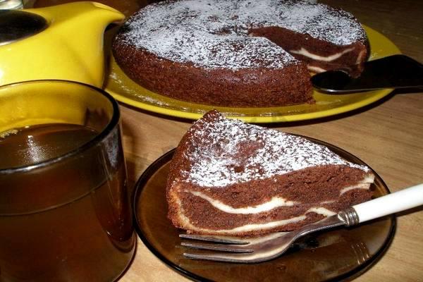 Пирог с творогом - 12 рецептов очень вкусных быстрых и нежных творожных пирогов
