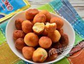 вкусные шарики из сгущенки