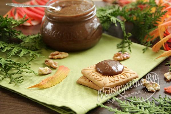 шоколадная паста