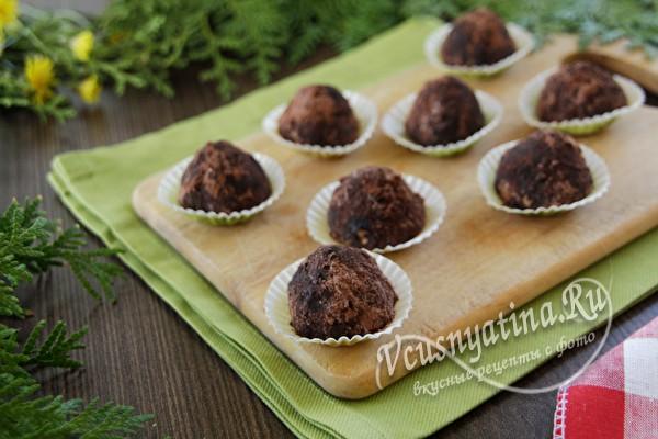 печенье в шоколадной крошке