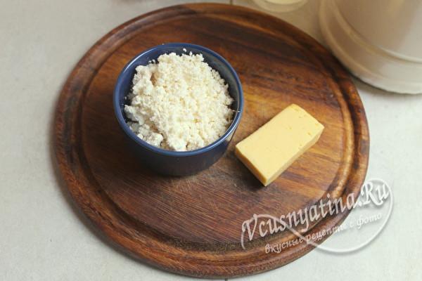 сыр и творог